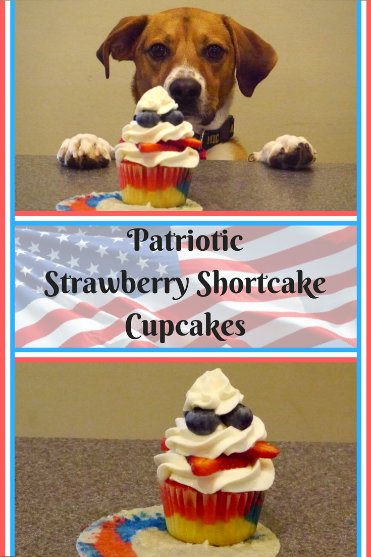 Pin for Strawberry Shortcake Cupcakes