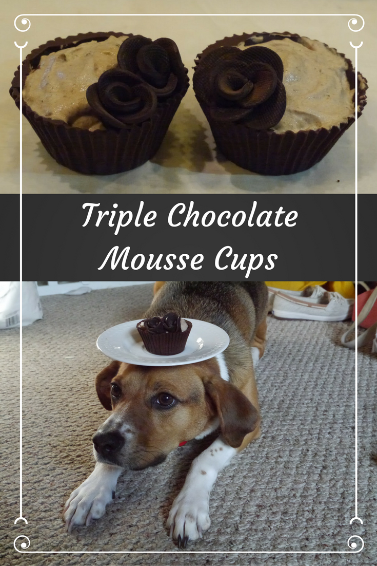 Pin for Triple Chocolate Mousse Cups