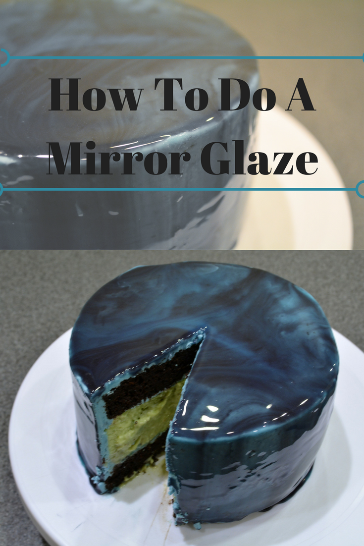 mirror glaze pin