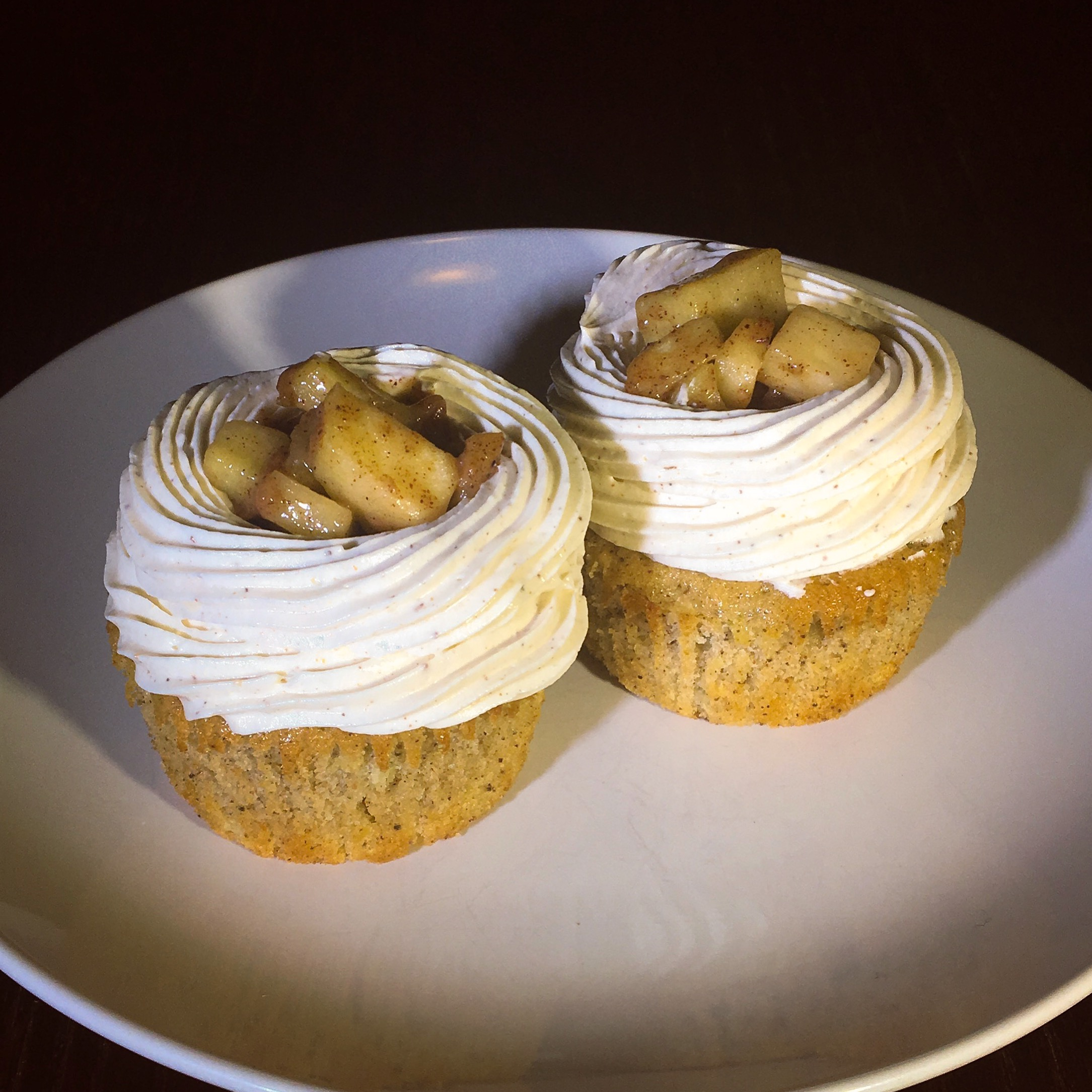 apple pie cupcakes 2