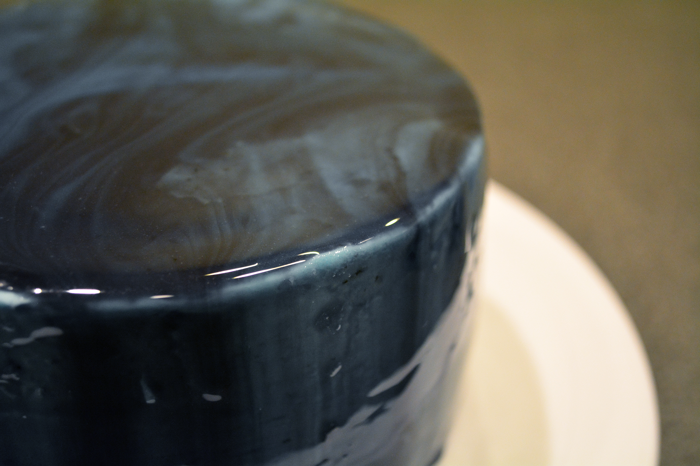 How To Do a Mirror Glaze